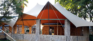 Bedouin Stretch Tents